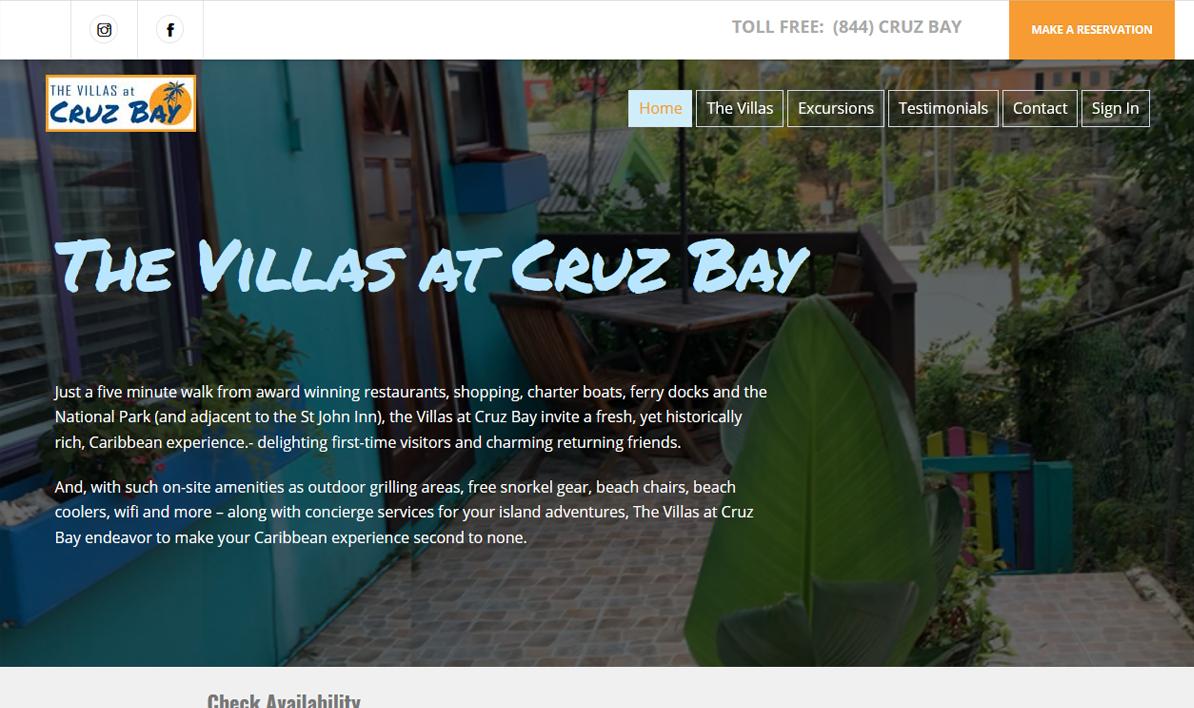 Villas at Cruz Bay